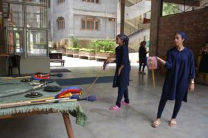 Gatka Class at Akal International Youth Camp (1)