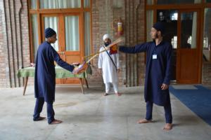 Gatka Class at Akal International Youth Camp (9)